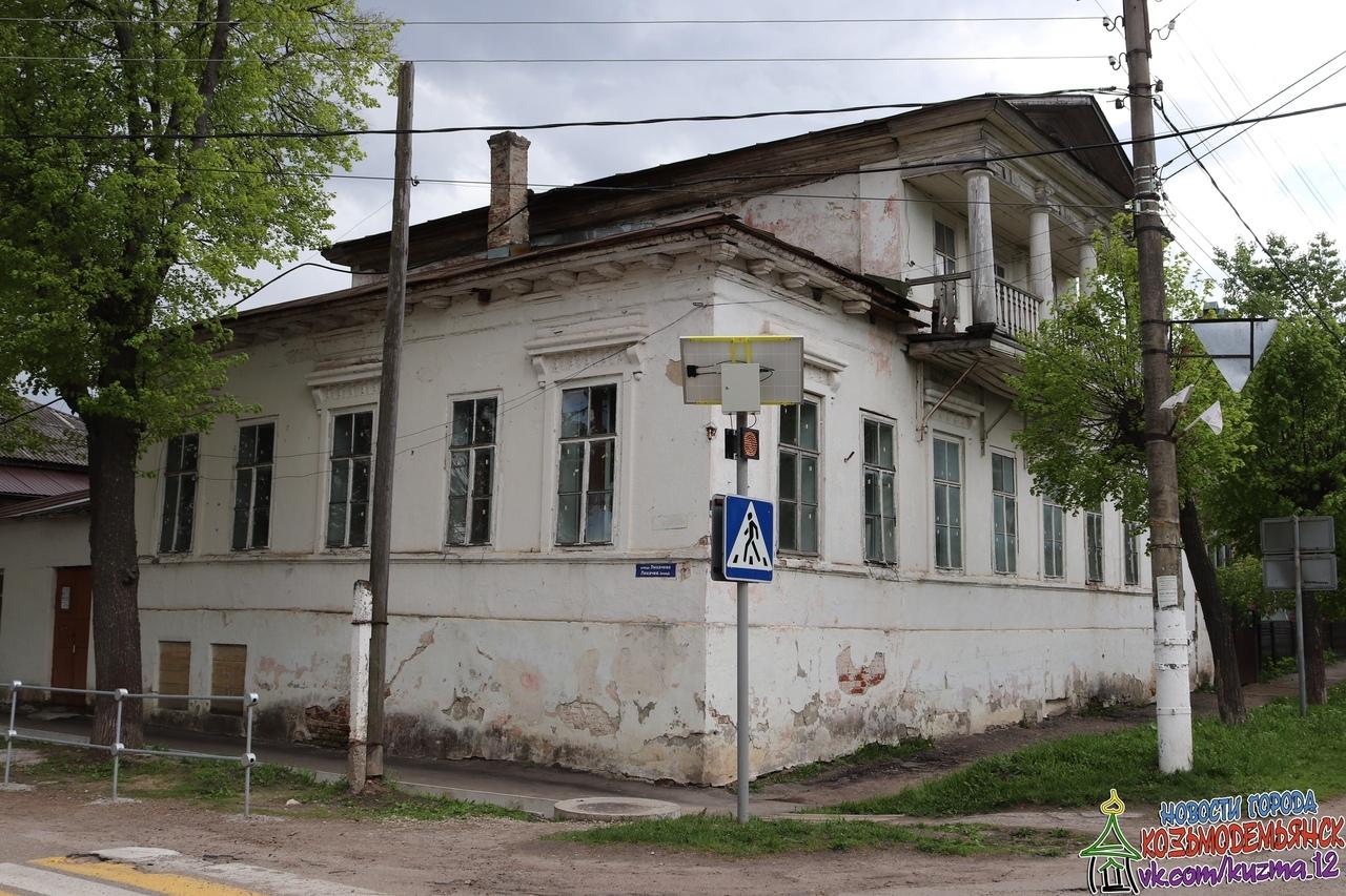 В Козьмодемьянске отреставрируют «Дом купца Свешникова»
