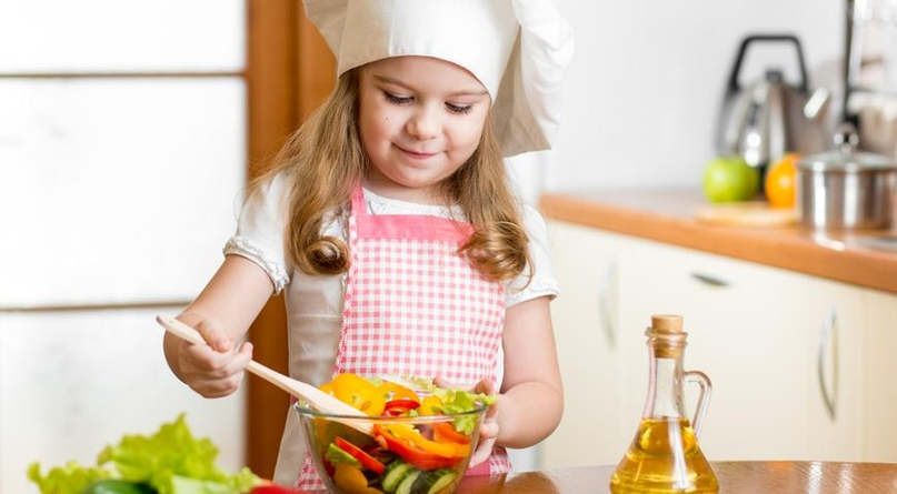 Готовим с детьми! Четыре важных правила, чтобы все остались довольны, изображение №4