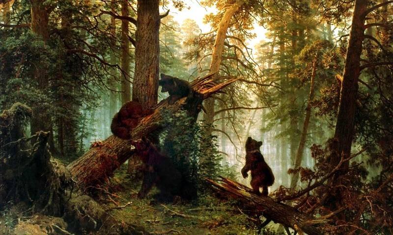10 интересных фактов о великих картинах, изображение №11
