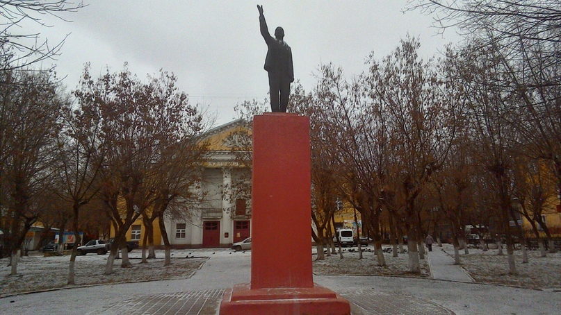 Памятник Ленину в микрорайоне ОЦМ. Фото: 2gis.ru