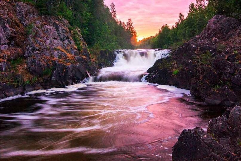ТОП-10 самых впечатляющих водопадов России, изображение №8
