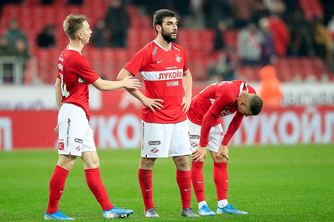 Георгий Джикия: «Спартак» пропустил нелепый гол, это был единственный момент «Арсенала»
