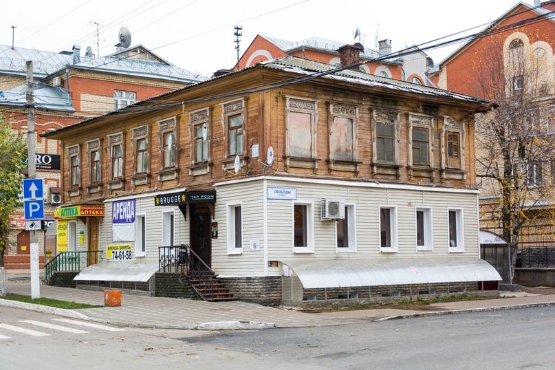Дом Хохрякова. 2019 г.