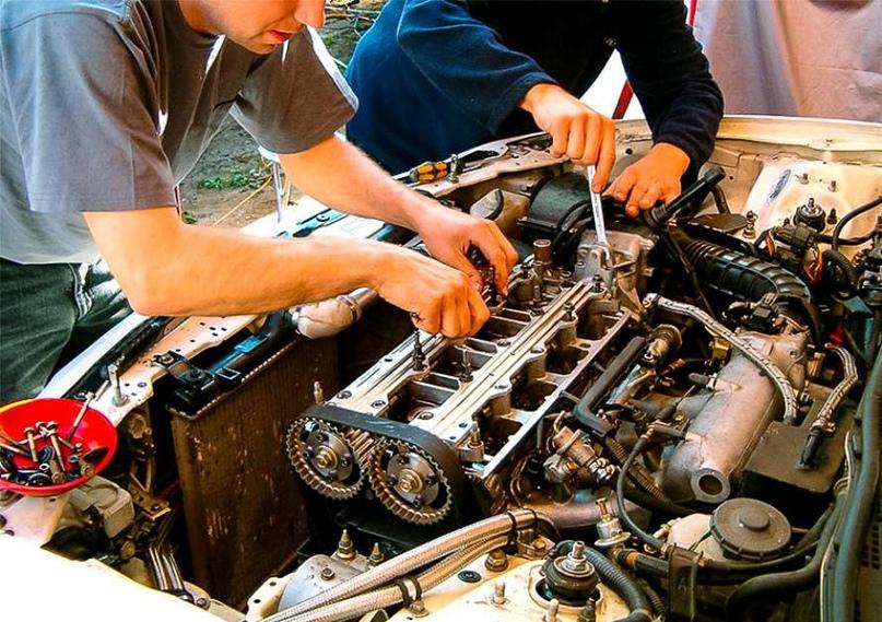 Причины и признаки неисправности двигателя автомобиля, изображение №2
