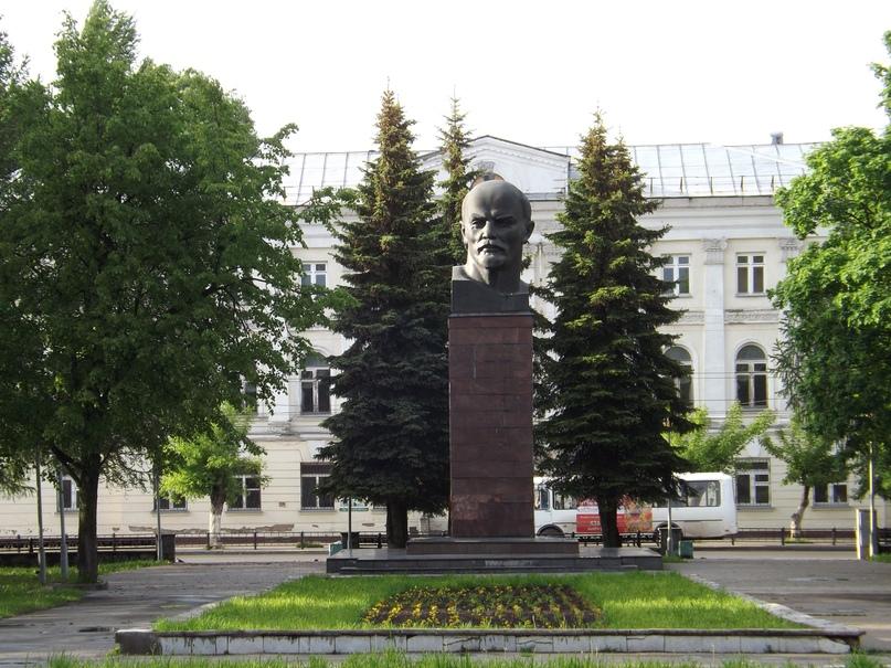Памятники Ленину в Кирове: существующие и утраченные, изображение №6