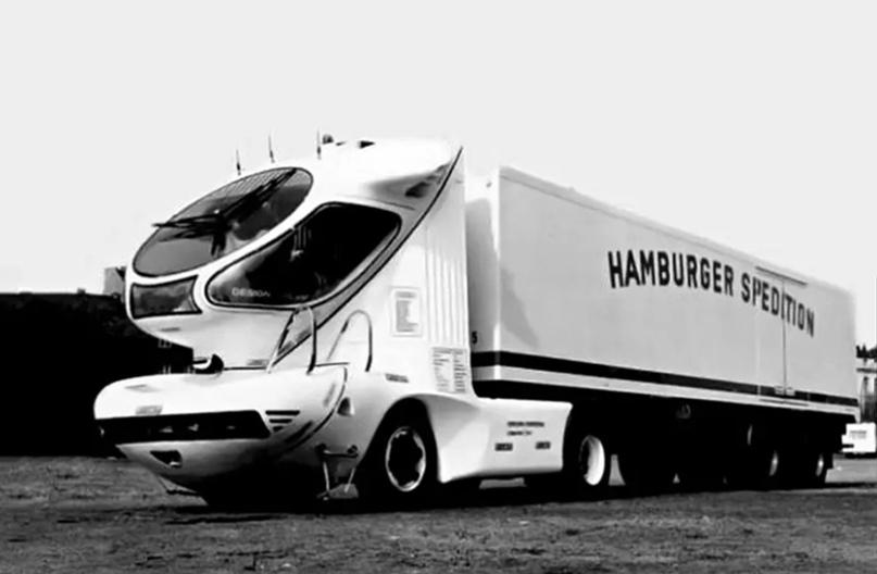 10 самых футуристичных грузовиков, изображение №4