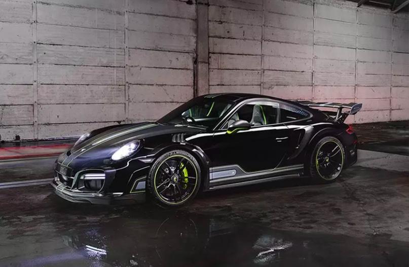 Самые мощные Porsche в мире, изображение №2