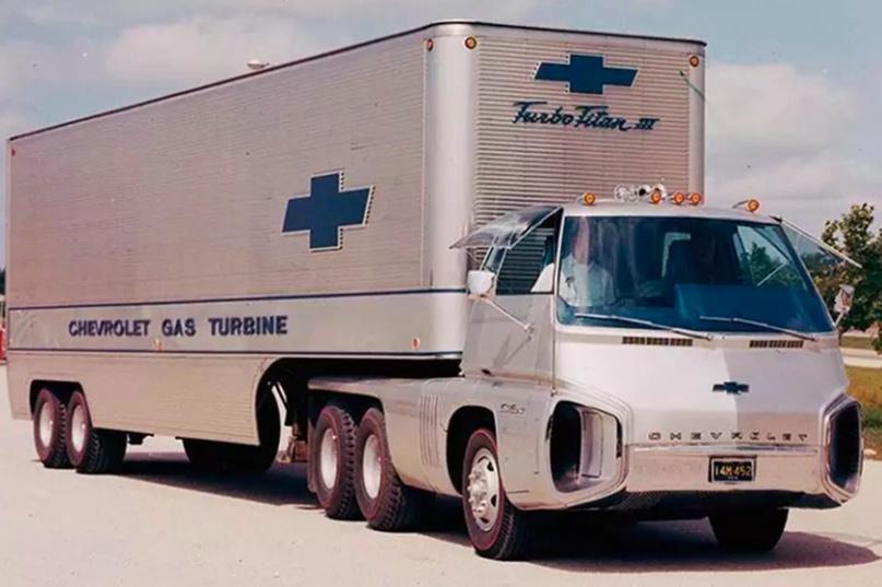 10 самых футуристичных грузовиков, изображение №2