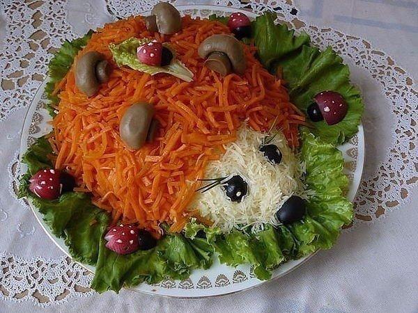 🍴ТОП-9 невероятно вкусных салатов для праздничного стола 🌿, изображение №4