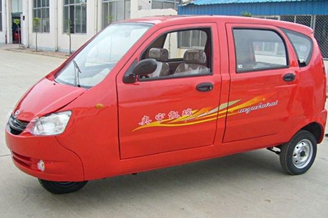 Самые дешевые машины Китая, изображение №5