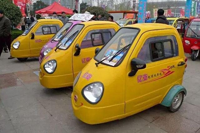 Самые дешевые машины Китая, изображение №7