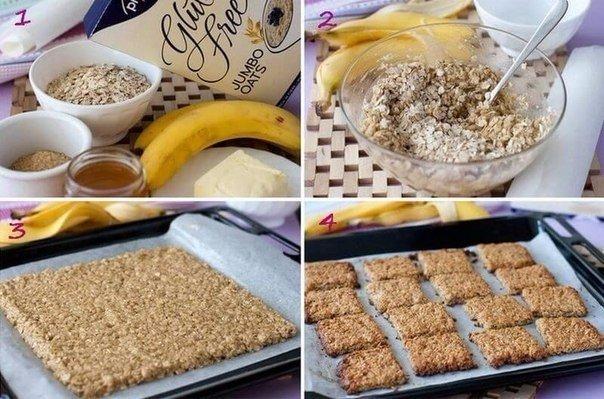 🍴ТОП-10 рецептов печенья, которое готовится 15 минут!, изображение №8