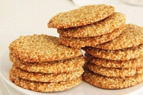 🍴ТОП-10 рецептов печенья, которое готовится 15 минут!, изображение №4