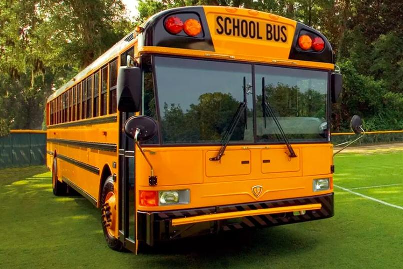 Школьные автобусы разных стран, изображение №5