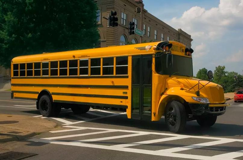 Школьные автобусы разных стран, изображение №6