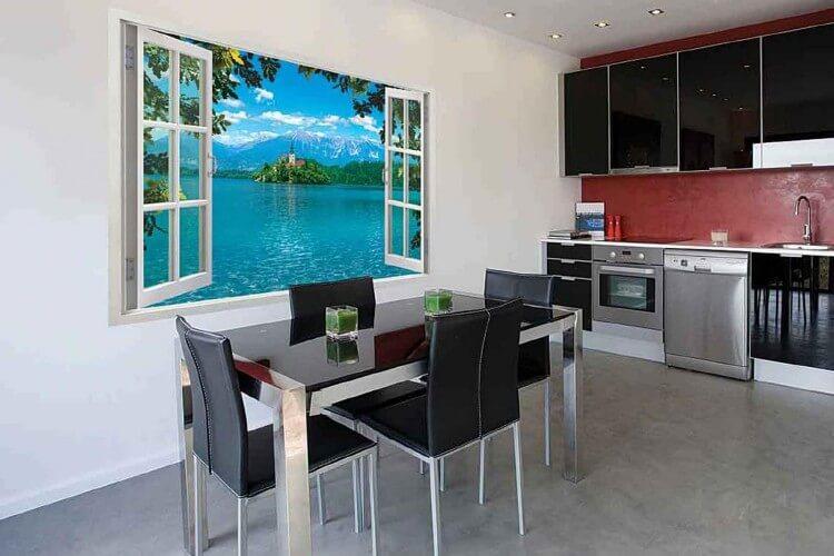 О выборе фотообоев для кухни, изображение №3