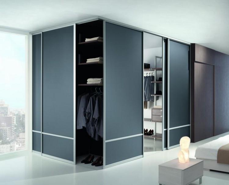 Раздвижные двери для гардеробной, изображение №4