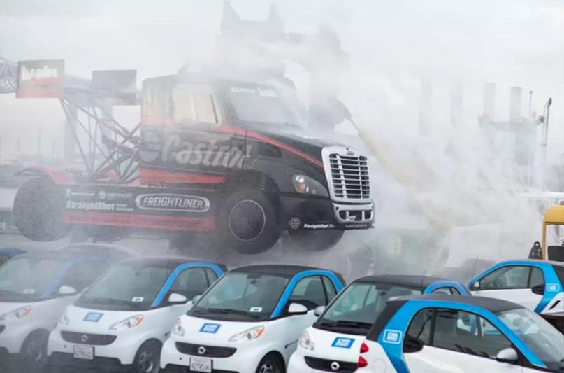 Очень быстрые грузовики, изображение №7