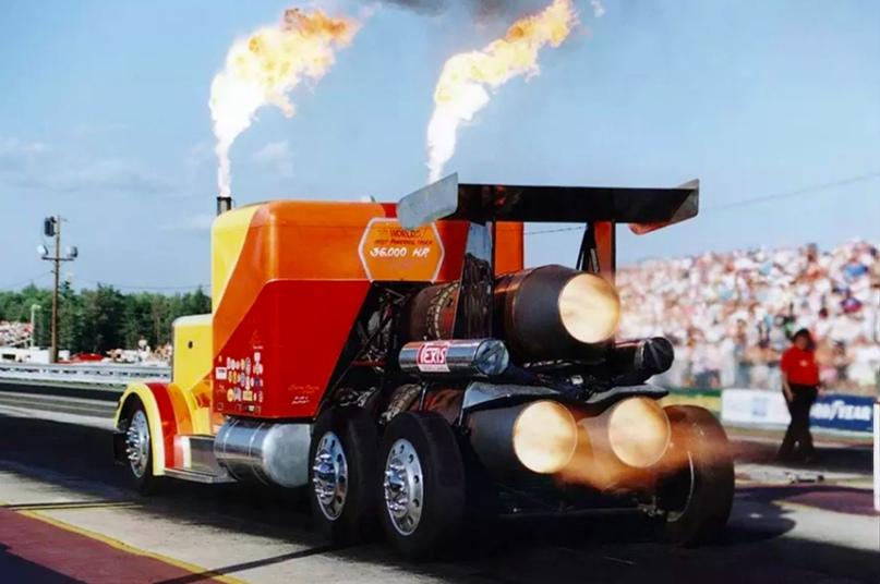 Очень быстрые грузовики, изображение №12