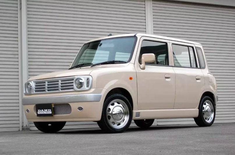Как японцы состаривают автомобили, изображение №6