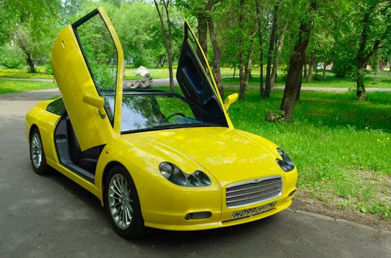 11 потрясающих самодельных машин, изображение №10
