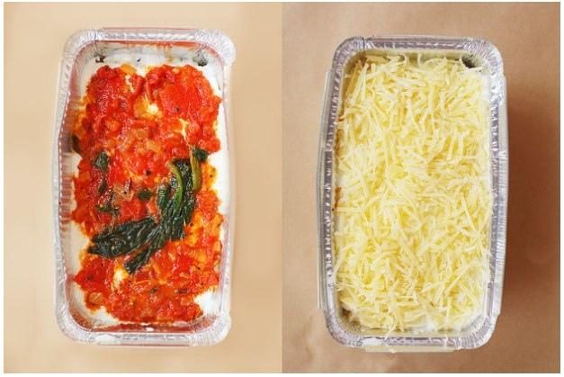 Лазанья три сыра, изображение №5