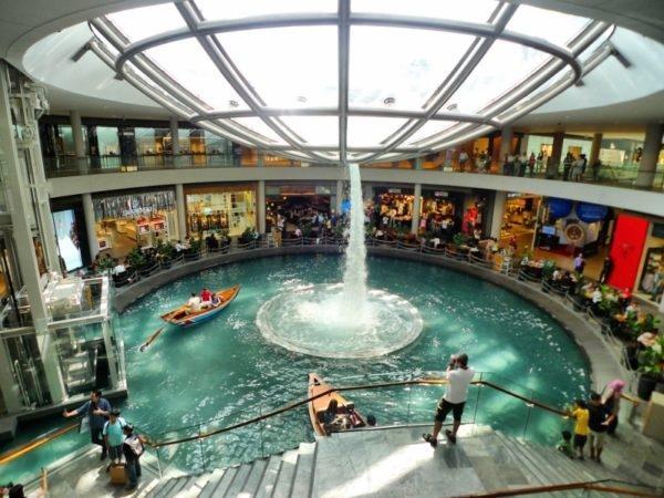 Уникальный отель Marina Bay Sands в Сингапуре., изображение №13