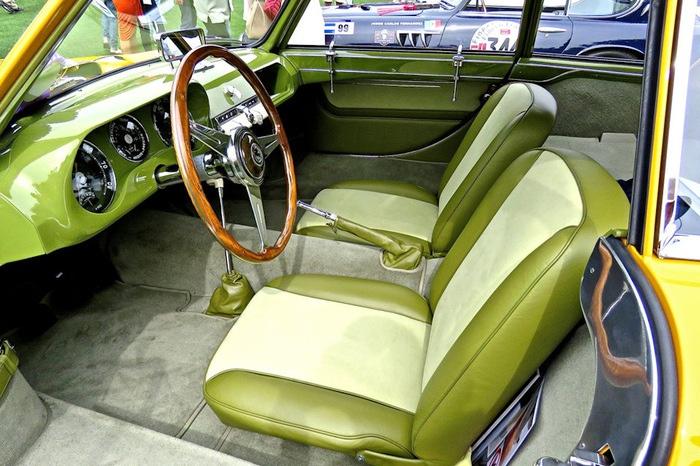 Pegaso Z-102 BS Cupula Berlinetta, изображение №8