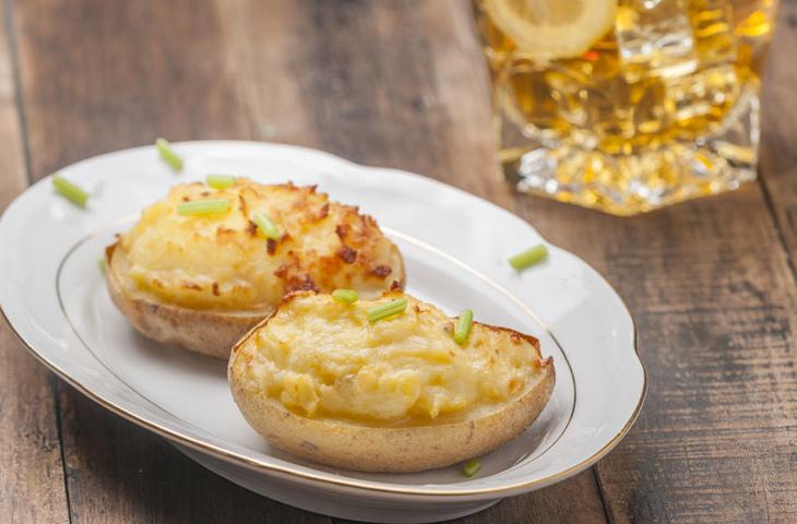 Печеный картофель на каждый день, изображение №6