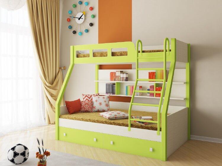 Выбор детской кровати, изображение №3