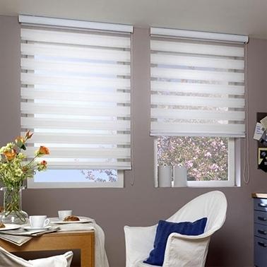 Двойные рулонные шторы – стильные и практичные изделия, изображение №2