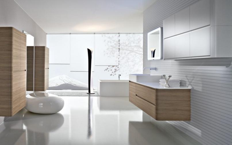 Создаем дизайн ванной комнаты для делового человека, изображение №3