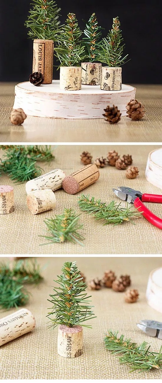 Как украсить Новогодний стол: 20 простых идей, изображение №2