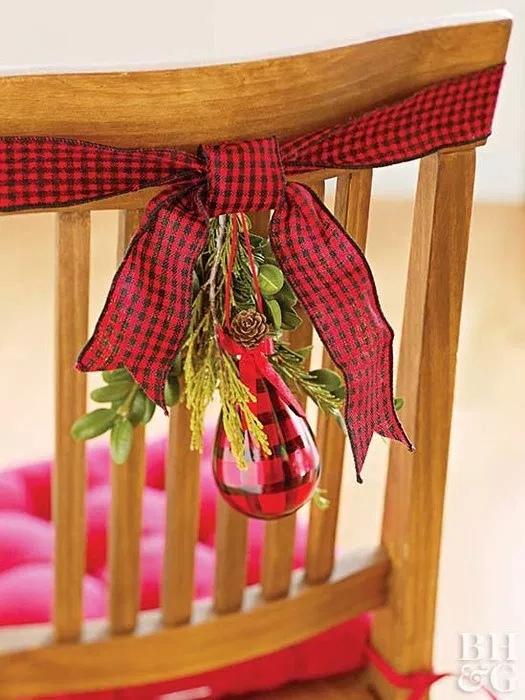 Как украсить Новогодний стол: 20 простых идей, изображение №18