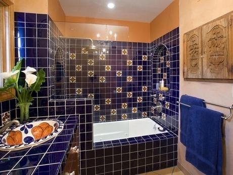 Типичные ошибки при выборе окраса керамической плитки для ванной комнаты, изображение №2