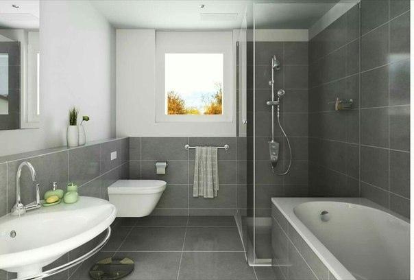 Типичные ошибки при выборе окраса керамической плитки для ванной комнаты, изображение №3