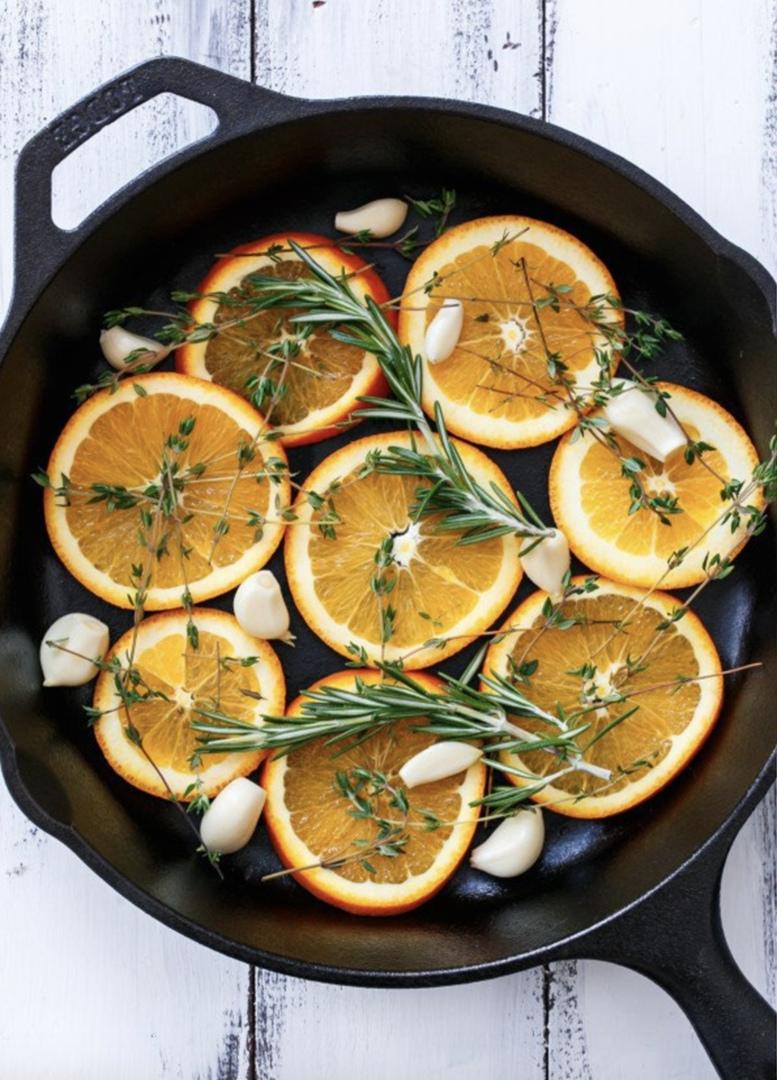 Жареные куриные грудки с апельсиновым мармеладом, изображение №2