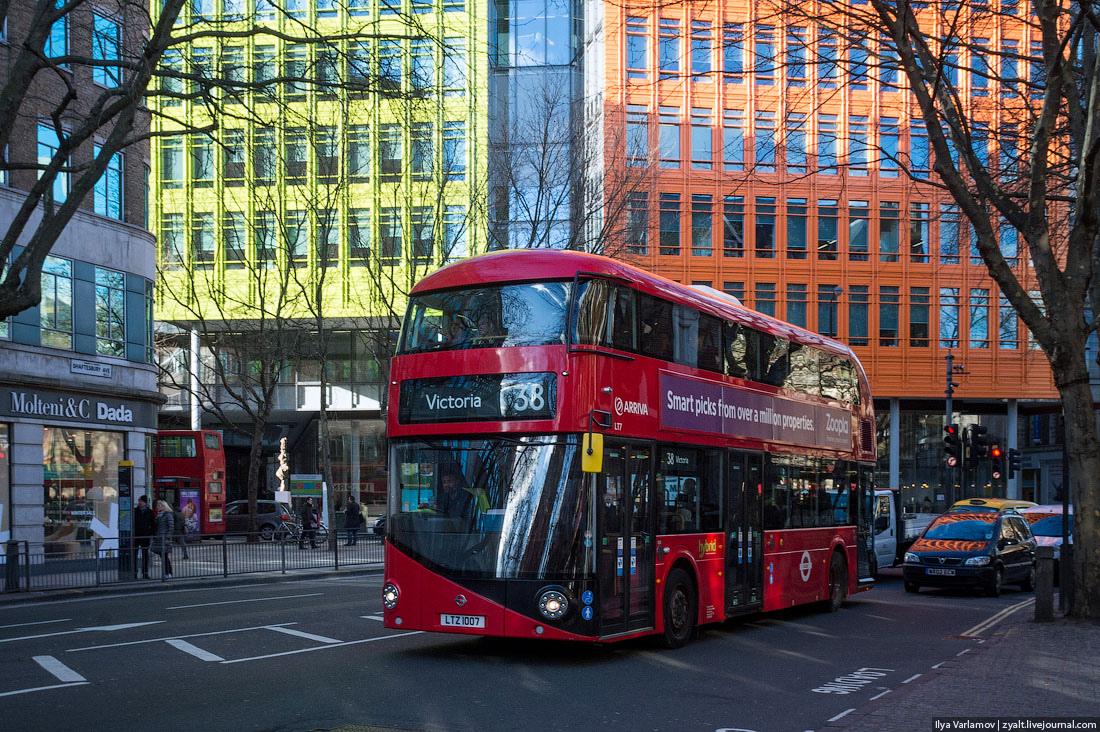 Гуляем по Лондону, изображение №28