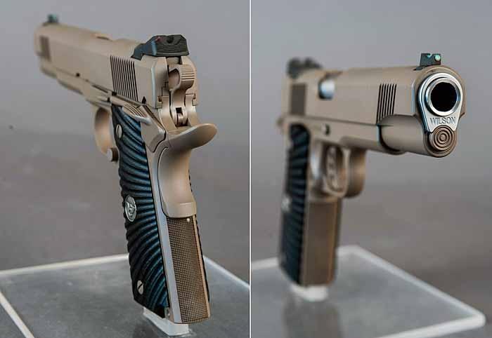Пистолет Wilson Combat CQB, США, изображение №3