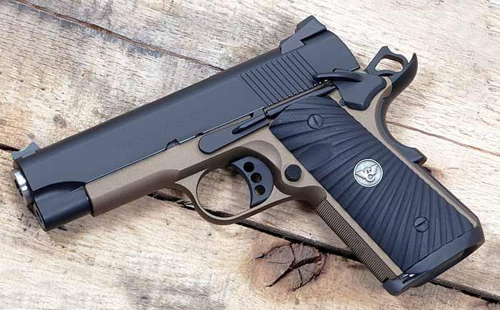 Пистолет Wilson Combat CQB, США, изображение №4