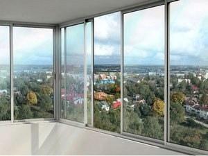 Способы остекления балкона, изображение №1