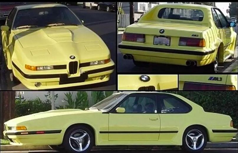 Нет, только не это: самые жуткие машины в мире, изображение №4
