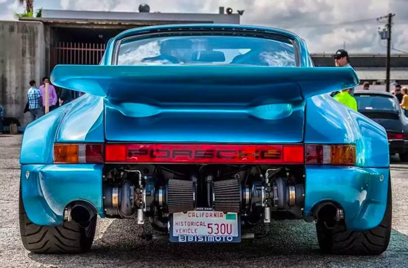 Самые мощные Porsche в мире, изображение №7