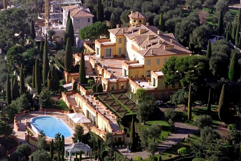 10 самых дорогих частных домов в мире, изображение №8