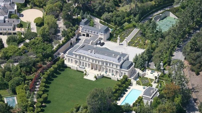 10 самых дорогих частных домов в мире, изображение №9