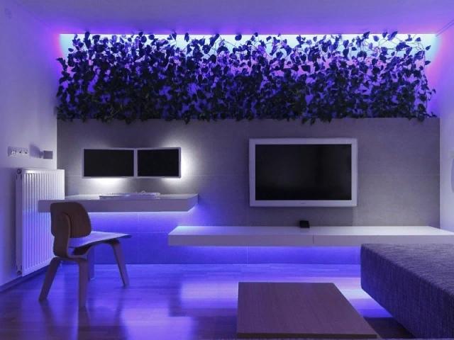 Светодиоды в интерьере: превращаем дом в ночной клуб, изображение №1
