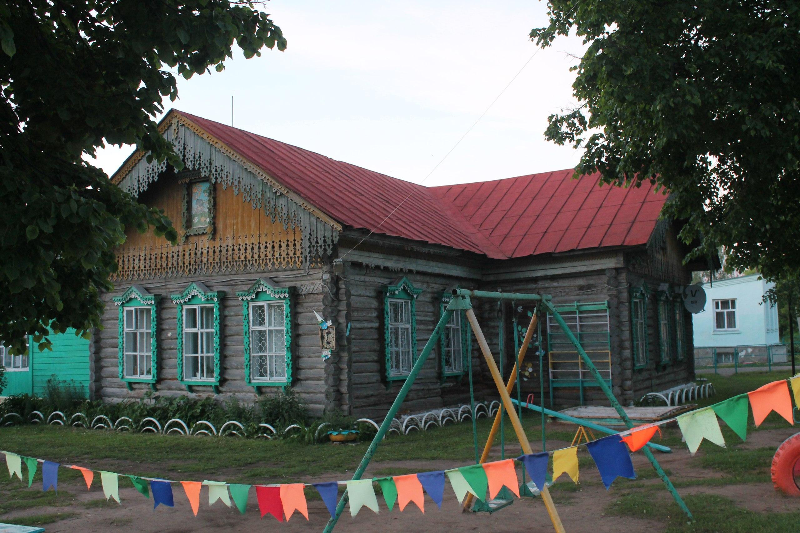 Про дом Максима Блинова
